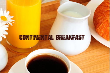 continental breakfast included - Hotel Tikilimbo